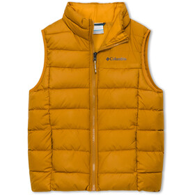 Columbia Powder Lite Puffer Weste Jugend canyon gold